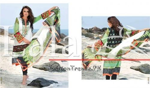 Lala Vintage Summer Lawn Dresses 2015 (19)