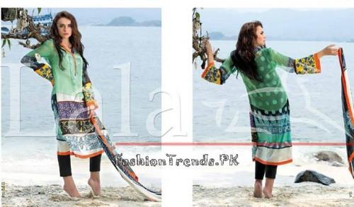Lala Vintage Summer Lawn Dresses 2015 (21)
