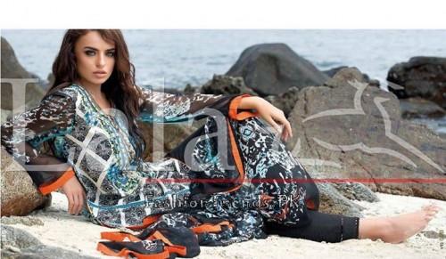 Lala Vintage Summer Lawn Dresses 2015 (32)
