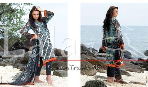 Lala Vintage Summer Lawn Dresses 2015 (33)