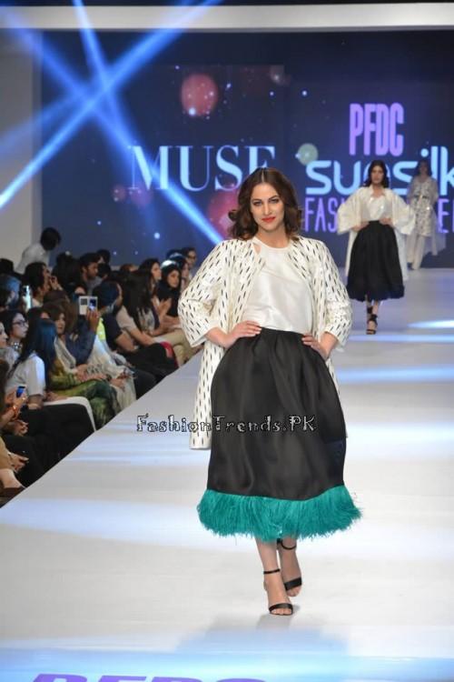MUSE Collection PFDC Sunsilk Fashion Week 2015 (1)