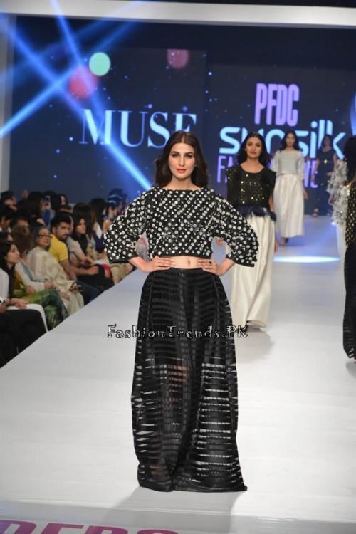 MUSE Collection PFDC Sunsilk Fashion Week 2015 (6)