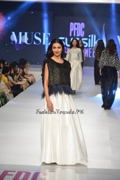 MUSE Collection PFDC Sunsilk Fashion Week 2015 (8)