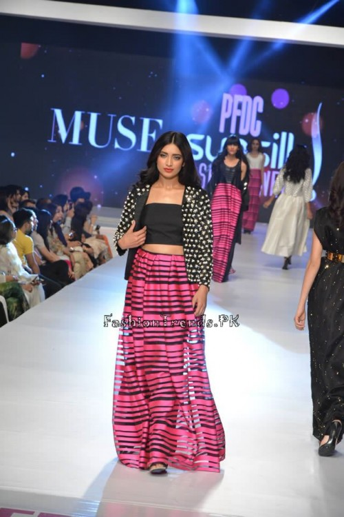 MUSE Collection PFDC Sunsilk Fashion Week 2015 (13)