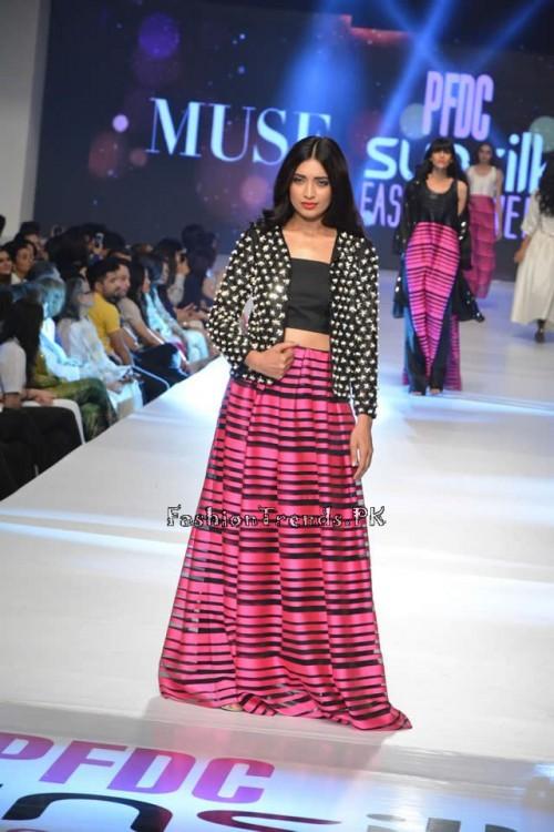 MUSE Collection PFDC Sunsilk Fashion Week 2015 (14)