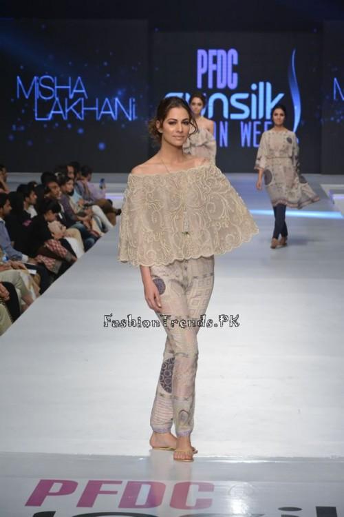Misha Lakhani Collection Sunsilk Fashion Week 2015 (1)