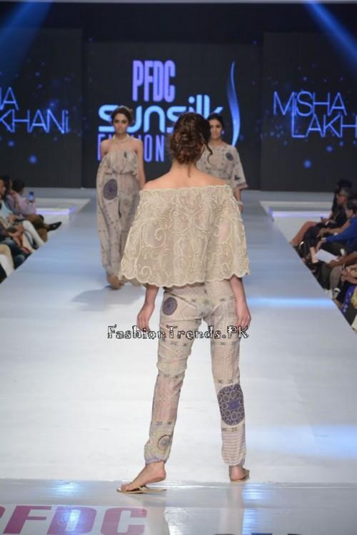 Misha Lakhani Collection Sunsilk Fashion Week 2015 (2)