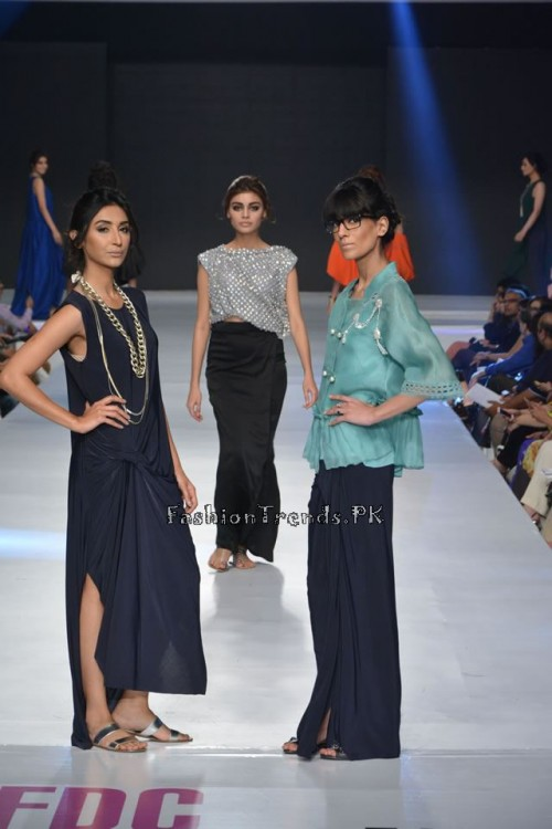 Misha Lakhani Collection Sunsilk Fashion Week 2015 (4)