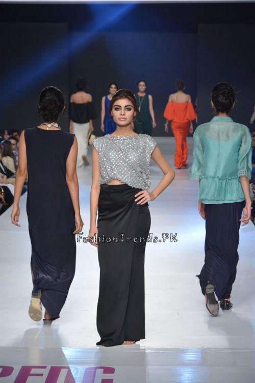 Misha Lakhani Collection Sunsilk Fashion Week 2015 (5)