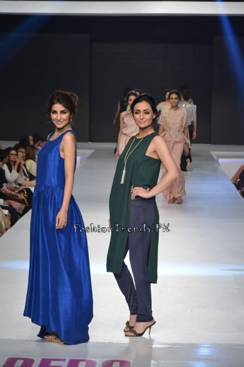 Misha Lakhani Collection Sunsilk Fashion Week 2015 (6)