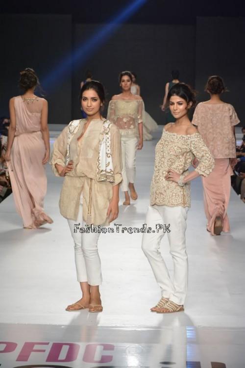 Misha Lakhani Collection Sunsilk Fashion Week 2015 (7)