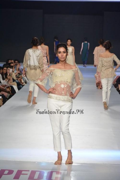 Misha Lakhani Collection Sunsilk Fashion Week 2015 (8)