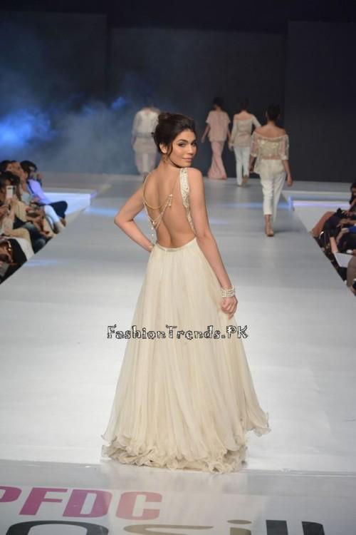 Misha Lakhani Collection Sunsilk Fashion Week 2015 (10)