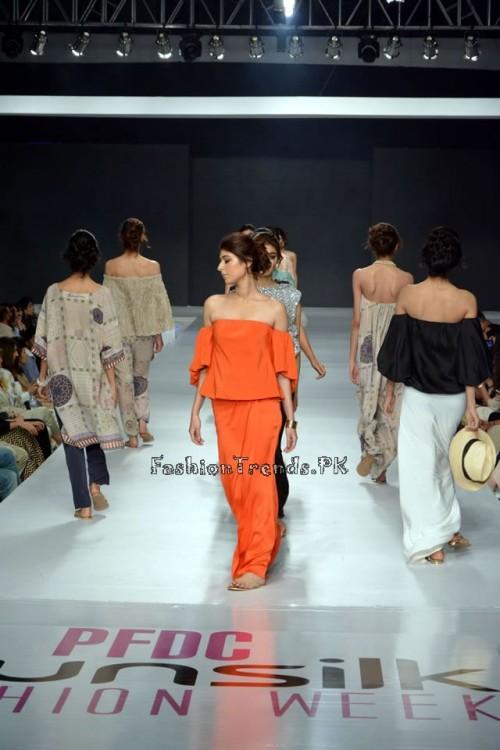 Misha Lakhani Collection Sunsilk Fashion Week 2015 (14)