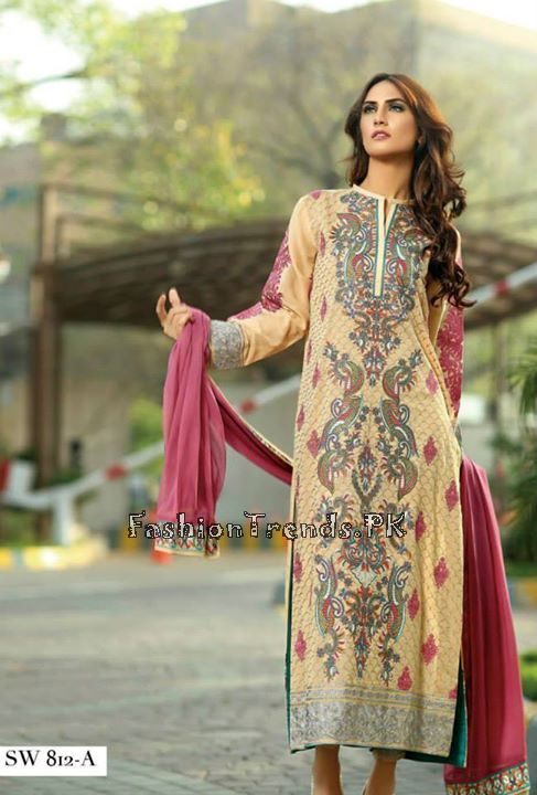 Nation By Riaz Arts Vol 1 Summer Collection 2015 (1)
