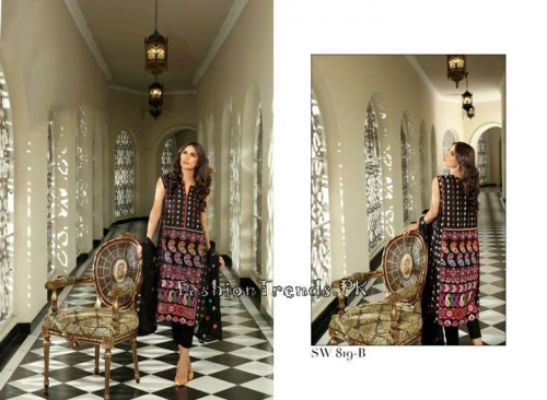 Nation By Riaz Arts Vol 1 Summer Collection 2015 (5)