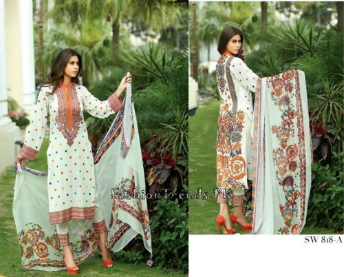 Nation By Riaz Arts Vol 1 Summer Collection 2015 (7)