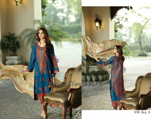 Nation By Riaz Arts Vol 1 Summer Collection 2015 (8)