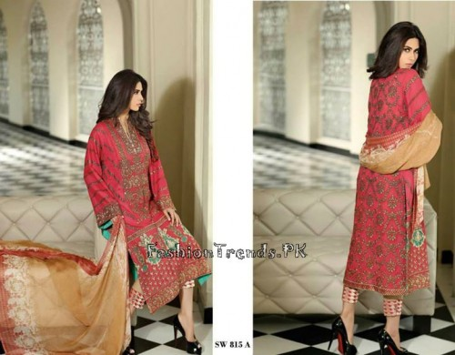 Nation By Riaz Arts Vol 1 Summer Collection 2015 (9)