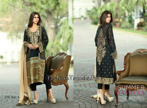 Nation By Riaz Arts Vol 1 Summer Collection 2015 (10)