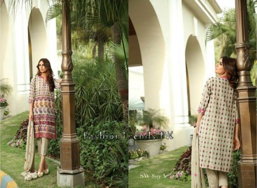 Nation By Riaz Arts Vol 1 Summer Collection 2015 (17)