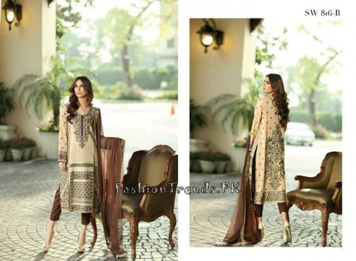 Nation By Riaz Arts Vol 1 Summer Collection 2015 (19)