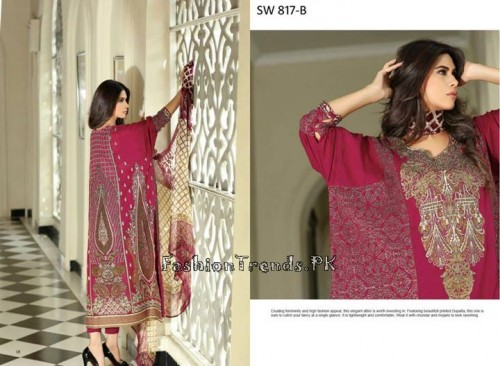 Nation By Riaz Arts Vol 1 Summer Collection 2015 (20)