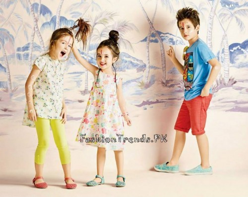 Outfitters Junior Summer Collection 2015 (1)
