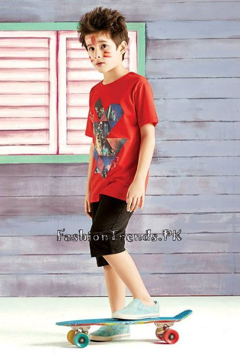 Outfitters Junior Summer Collection 2015 (2)
