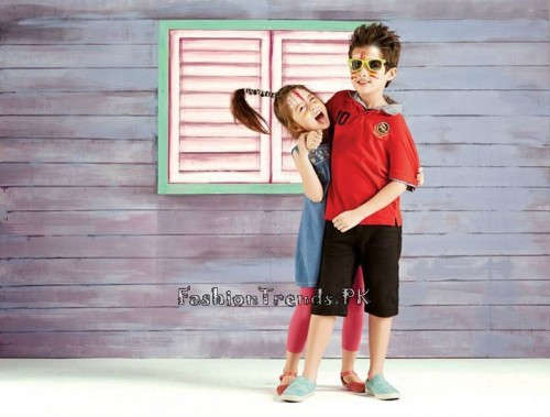 Outfitters Junior Summer Collection 2015 (3)