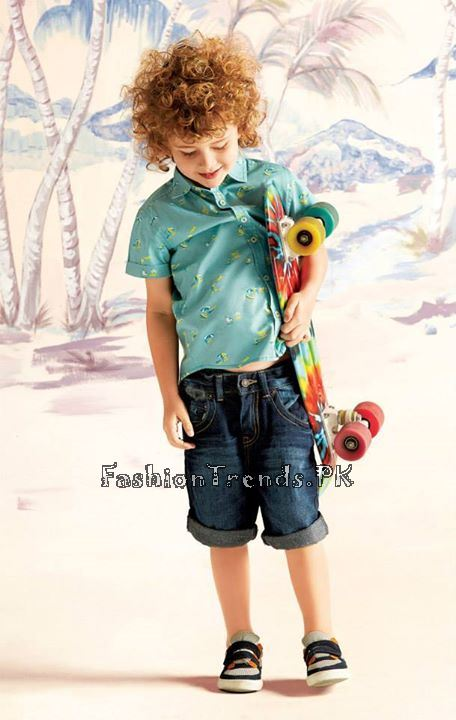 Outfitters Junior Summer Collection 2015 (5)