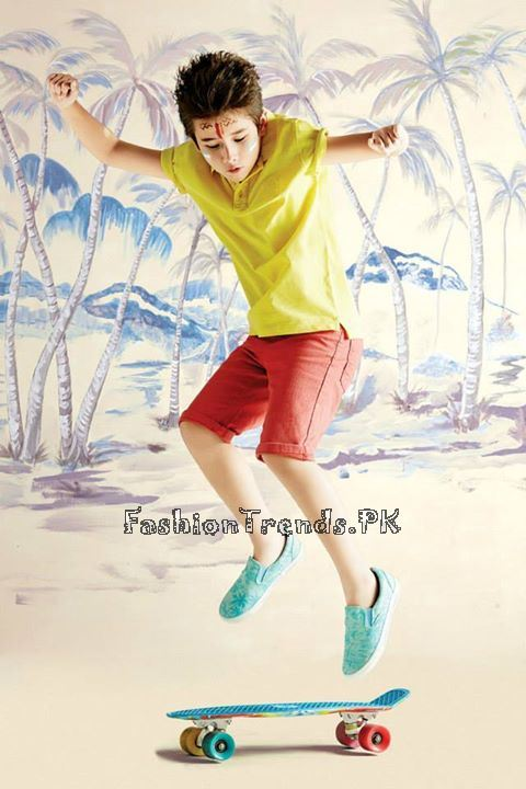 Outfitters Junior Summer Collection 2015 (9)
