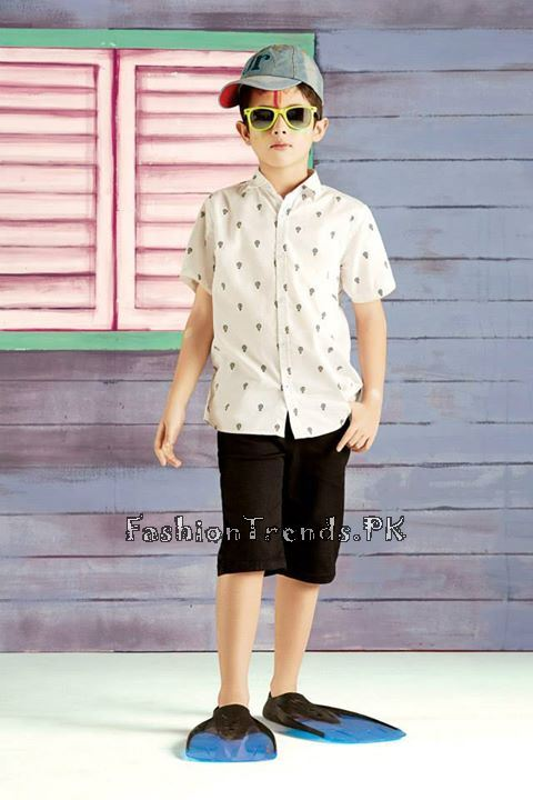 Outfitters Junior Summer Collection 2015 (11)