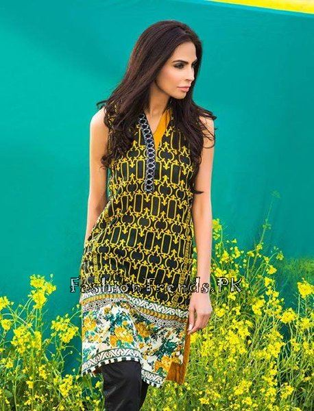 Pareesa Lawn Collection 2015 By Chen One (6)