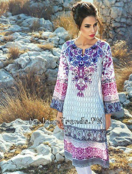 Pareesa Lawn Collection 2015 By Chen One (7)