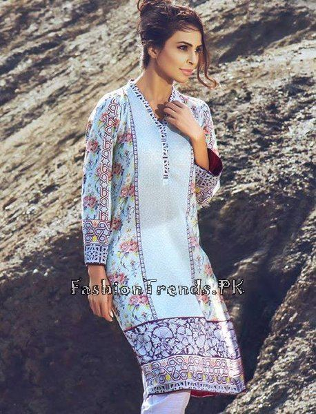 Pareesa Lawn Collection 2015 By Chen One (11)