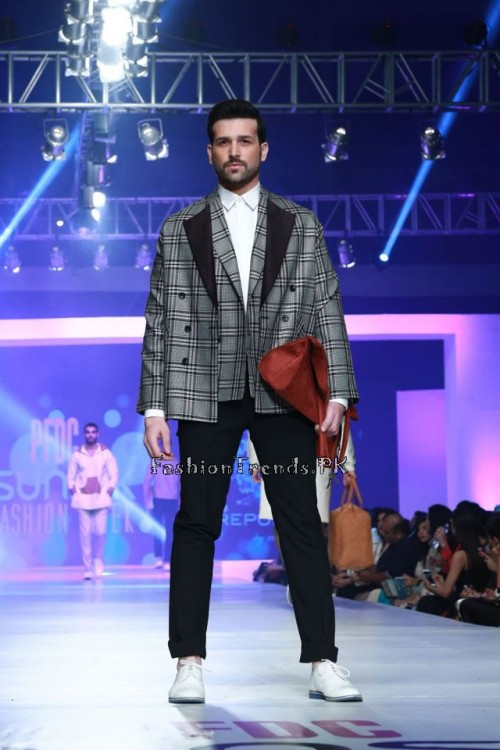 Republic By Omar Farooq at Collection PFDC Sunsilk Fashion Week 2015 (9)