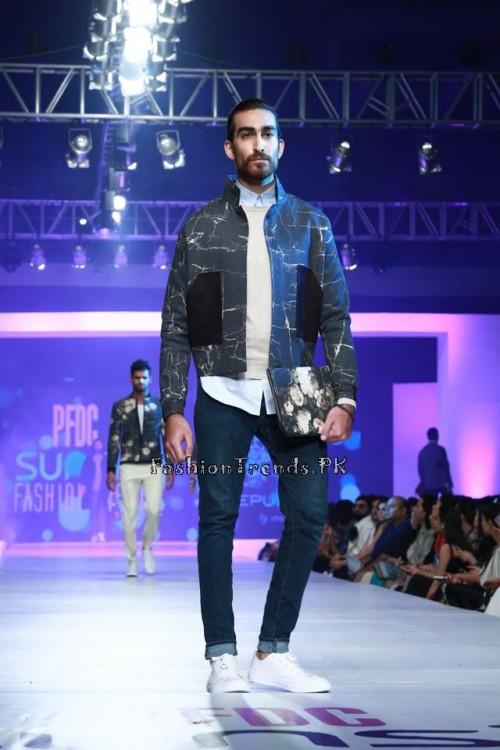 Republic By Omar Farooq at Collection PFDC Sunsilk Fashion Week 2015 (11)