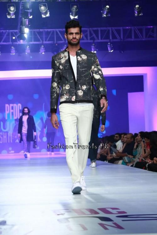 Republic By Omar Farooq at Collection PFDC Sunsilk Fashion Week 2015 (12)