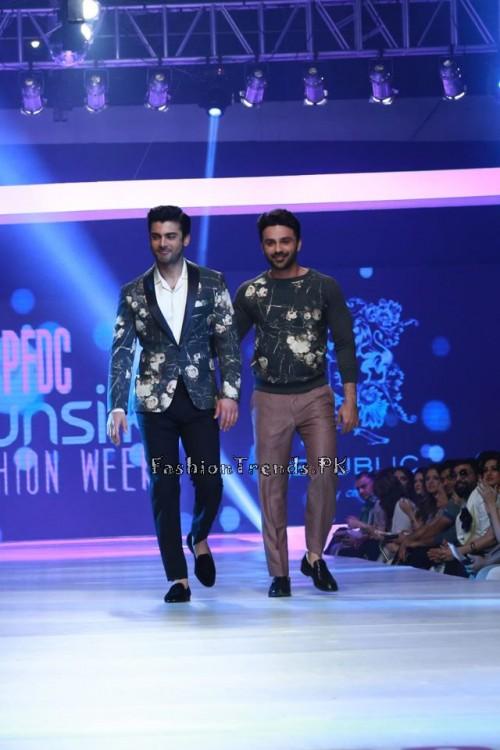 Republic By Omar Farooq at Collection PFDC Sunsilk Fashion Week 2015 (16)