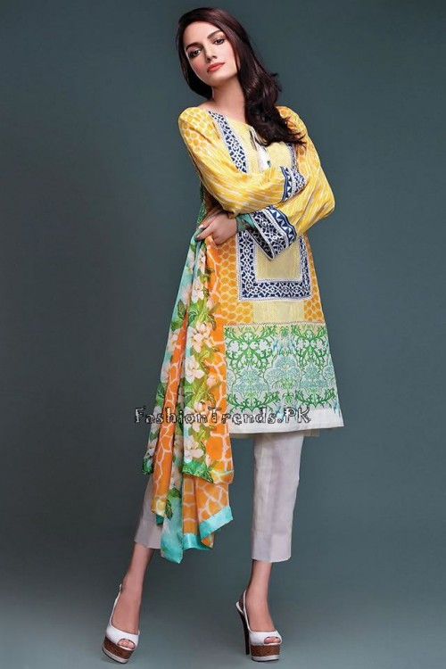 Rungrez Spring Summer Lawn Collection 2015 (25)