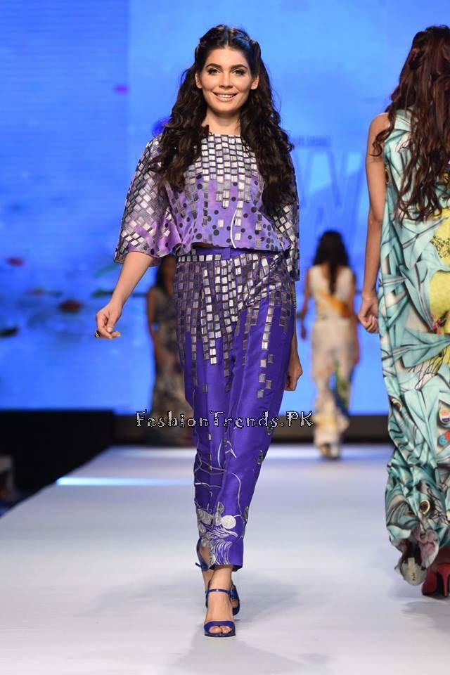 Sania Maskatiya Luxury Pret Collection at TPFW 15 ...