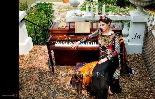 Tabassum Mughal Lawn Dresses 2015 (1)