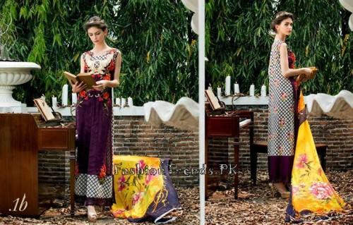 Tabassum Mughal Lawn Dresses 2015 (5)