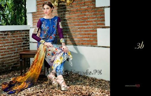 Tabassum Mughal Lawn Dresses 2015 (14)