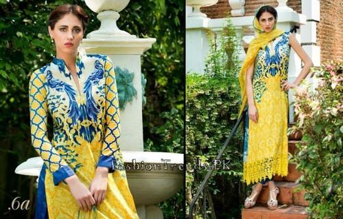 Tabassum Mughal Lawn Dresses 2015 (23)