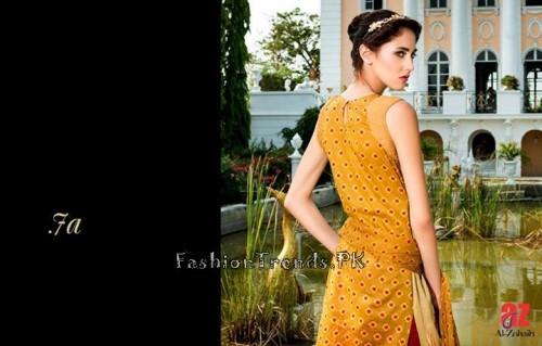 Tabassum Mughal Lawn Dresses 2015 (28)