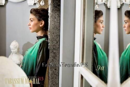 Tabassum Mughal Lawn Dresses 2015 (37)