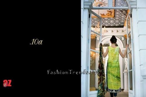 Tabassum Mughal Lawn Dresses 2015 (42)