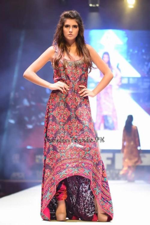 Umar Sayeed Bridal Collection at QIFF (5)